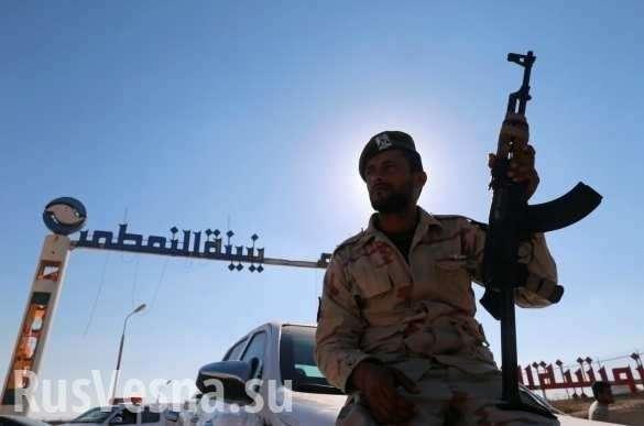 Русские в Ливии: миротворчество через военную победу   Русская весна