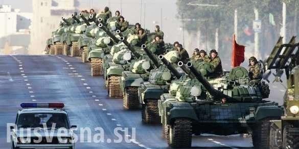 «Белоруссия уже пять лет готовится воевать с Россией» – Навіны Беларусі | Русская весна