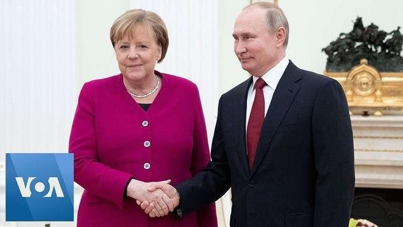 Как и чем Меркель будет помогать в достройке «Северного потока – 2»