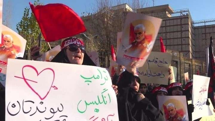 Иран внес Пентагон в список террористических организаций