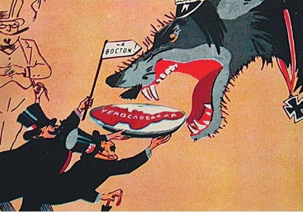 Польша – верная гиена Гитлера и один из главных еврофашистов