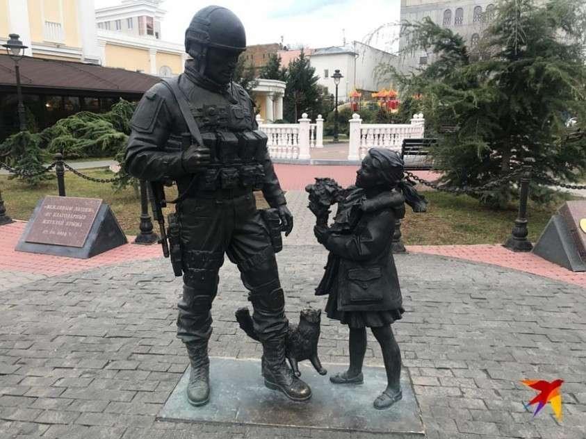 'Памятник