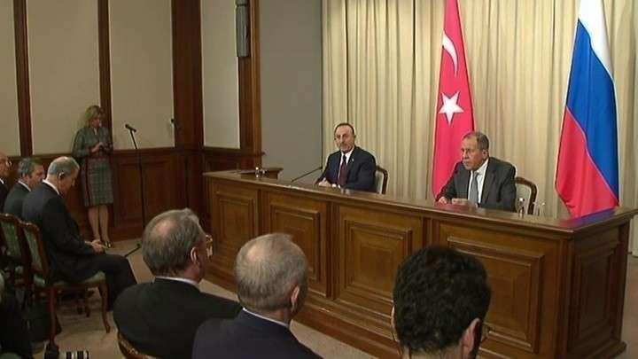 Сергей Лавров рассказал о достигнутом прогрессе на переговорах по Ливии