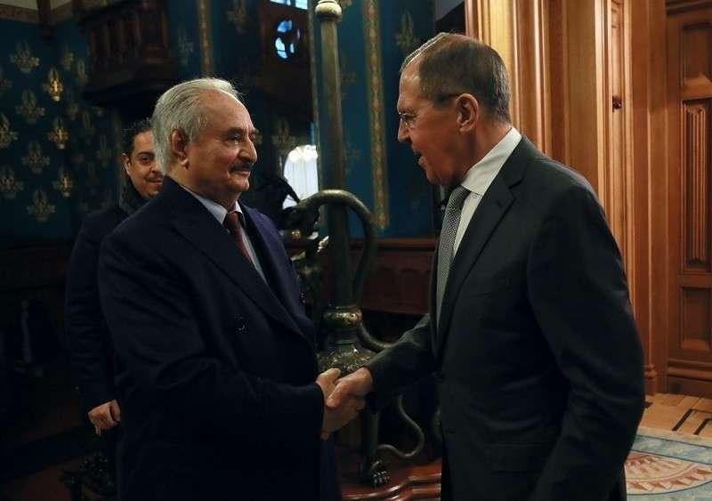 Что получит Россия от примирения Хафтрара и Сарраджа в Ливии
