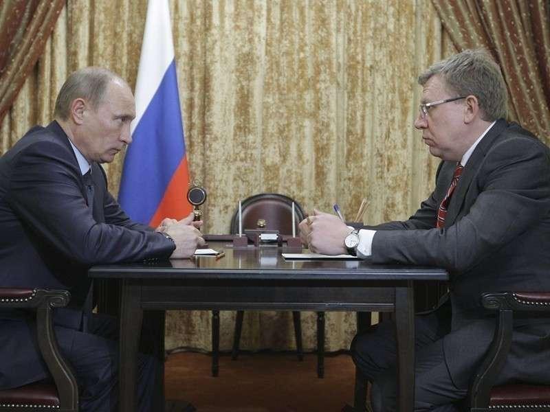 Владимир Путин попросил Кудрина пресекать воровство средств по нацпроектам