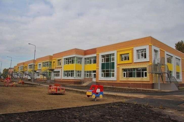 В Иркутске открыли новый детский сад на 350 мест