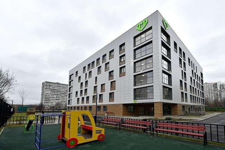 На Западе Москвы открылась новая детская поликлиника