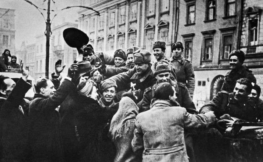 Польша назло России отказалась праздновать своё освобождение от фашистов
