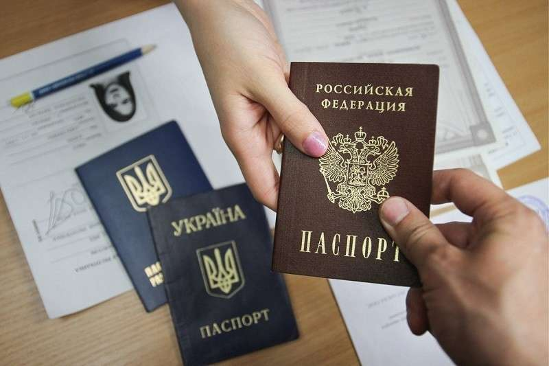 За год число получивших гражданство России украинцев выросло в два раза