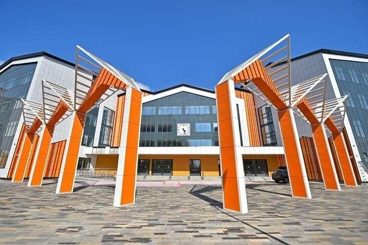 В Москве на ЗИЛе открылась школа на 2500 учеников