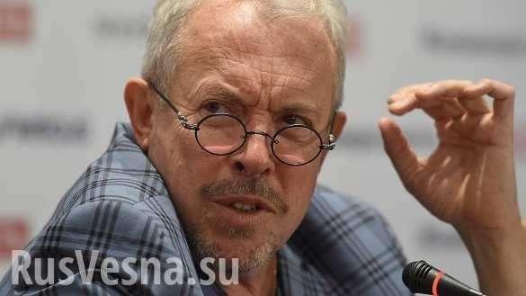 Жид Макаревич назвал мразями критиков предателя Горбачёва | Русская весна