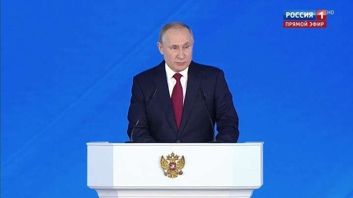 Владимир Путин назвал главную угрозу демографическому будущему страны