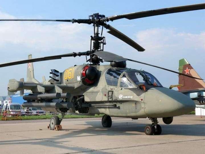 Российские ударные вертолеты получат дальнобойные ПТУР