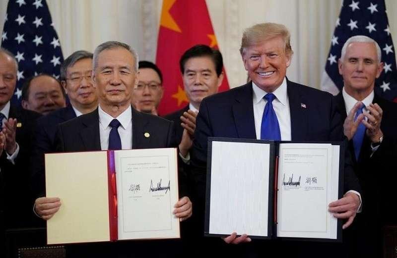 Торговая война США Китай: подробности исторической торговой сделки