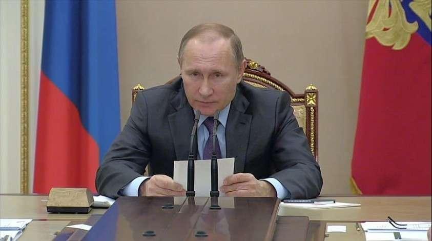 Владимир Путин де-факто начал грандиозную чистку элит