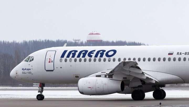 Пилот SSJ-100 пояснил причину посадки на недостроенную полосу в Домодедове
