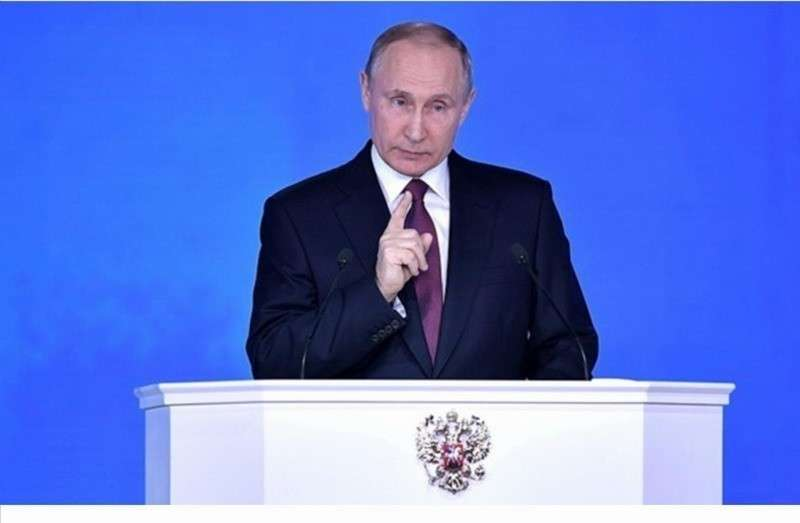 На Западе чётко уловили фундаментальную суть послания Владимира Путина