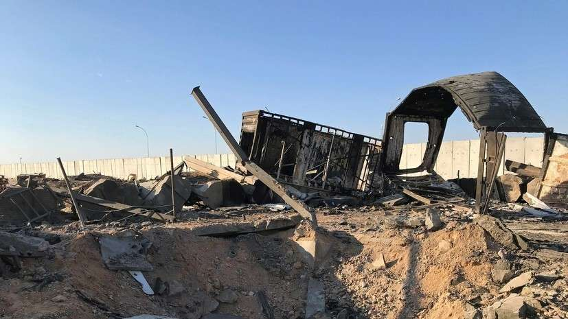 Месть за Сулеймани: при обстреле Ираном баз США пострадали 11 американских военных
