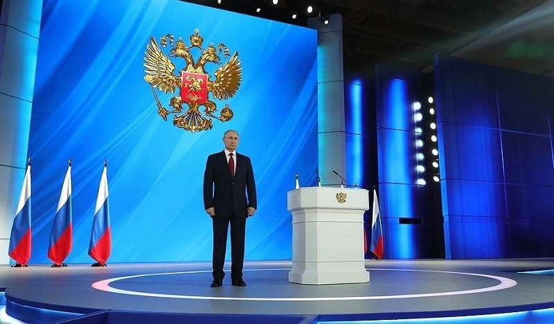 Сформированная рабочая группа начала готовить поправки в Конституцию России