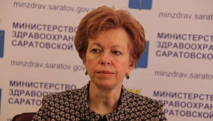 На саратовского министра здравоохранения Наталью Мазину завели уголовное дело