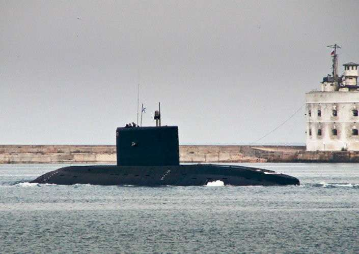 Подлодка «Ростов-на-Дону» встанет в строй до конца года.