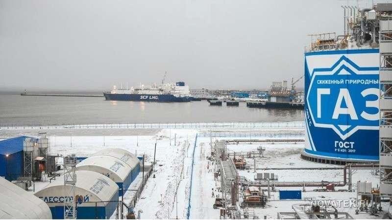 Новатэк, Газпром и Роснефть объединяются для захвата мирового рынка СПГ