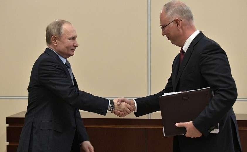 Владимиру Путину рассказали, как РФПИ привлекает инвестиции в российскую экономику