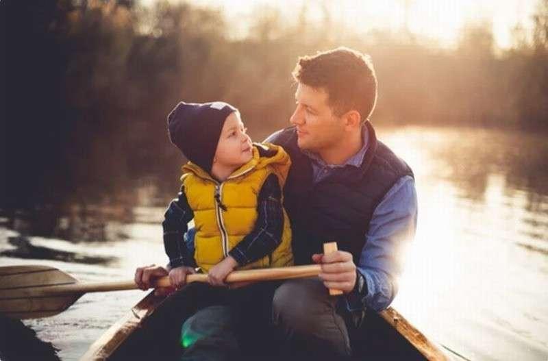 Что отец должен говорить сыну, чтобы вырастить настоящего мужчину