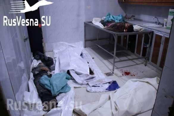 Сирия: волны смертников из Идлиба наступают, их перемалывают ВКС России и САА   Русская весна