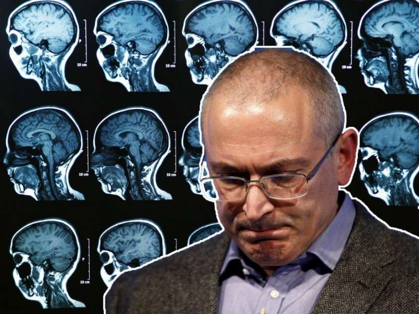 «Крестный отец либералов» Ходорковский загибается от болезни Альцгеймера