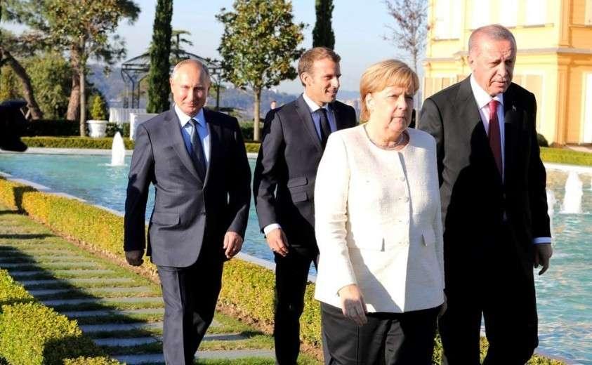Путин едет в Берлин на встречу по Ливии за успехом. Украине приготовиться?