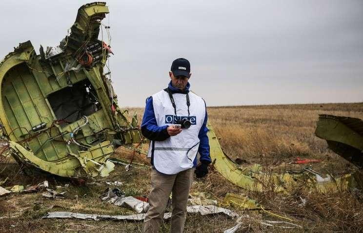 Нидерланды, ОБСЕ и ДНР подписали протокол по вывозу обломков разбившегося Boeing
