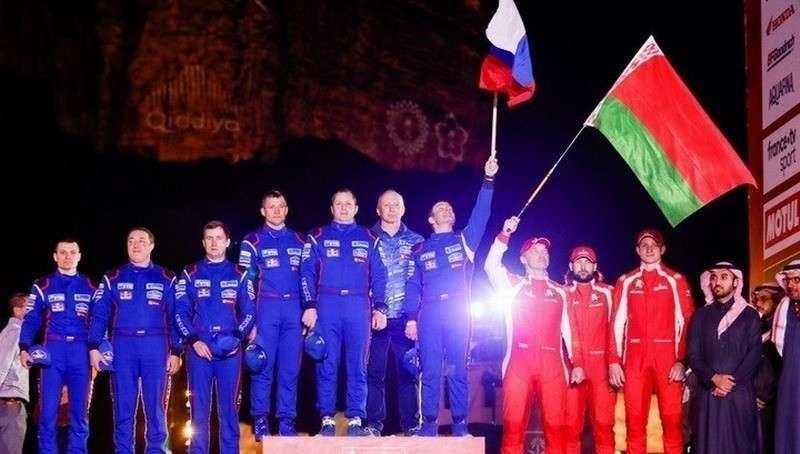 Владимир Путин поздравил команду