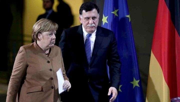 В Германии открывается международная конференция по мирному урегулированию в Ливии