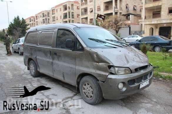 Сирия: враг наносит удар за ударом по Алеппо, безжалостно убивая мирных людей | Русская весна