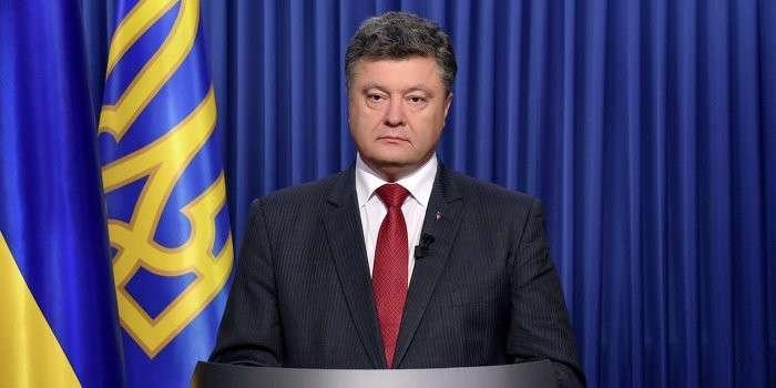 Указ самозванца Порошенко: Дни украинской власти на Донбассе сочтены