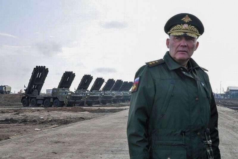 Формирование 150-й мотострелковой дивизии ЮВО завершилось в Ростовской области