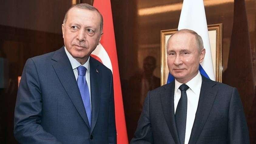 Владимир Путин оценил действия России и Турции по урегулированию ситуации в Ливии