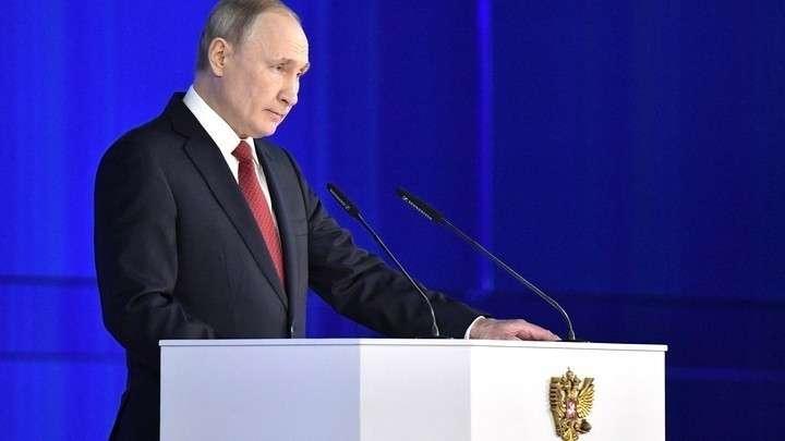 Никаких полутонов. Путин закрыл чиновникам путь на Запад. Цель власти – служение России и русскому народу