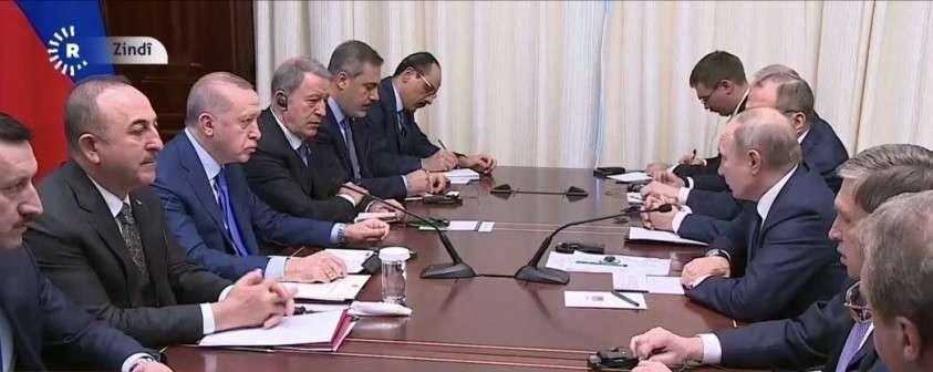 В Берлине, после междусобойчика Путина и Эрдогана, началась основная конференция по Ливии