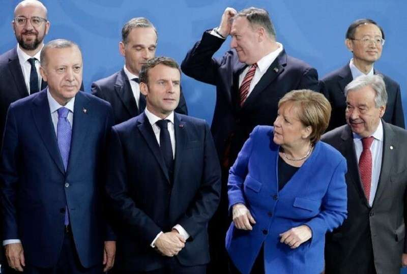Саммит в Берлине. Меркель потеряла Путина, испугалась и заметалась