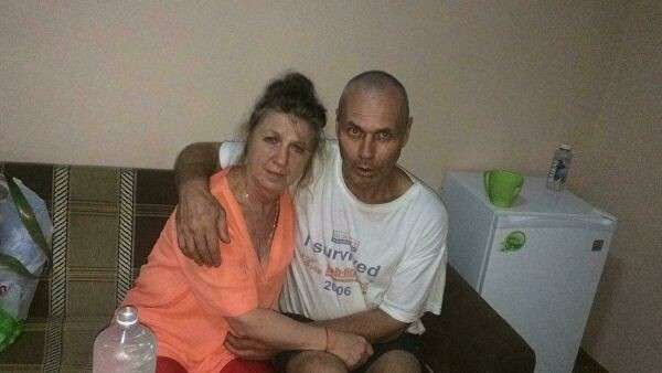 Наталья и Андрей Мартыновы