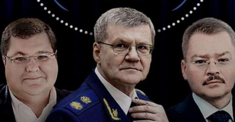 Юрий Чайка, запятнанный в коррупции, покинул свой пост