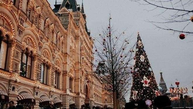 В прошлом году Москву посетили 25 миллионов туристов