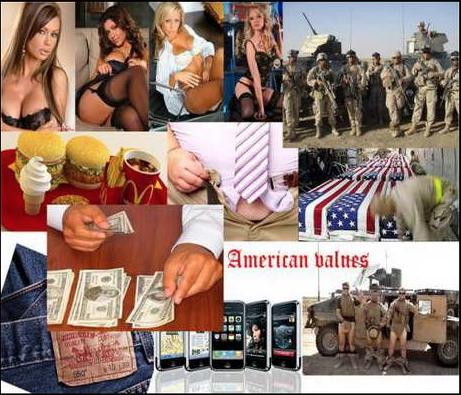 Политолог из США: американские ценности уже непривлекательны для мира