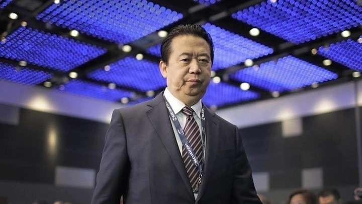 Бывший глава Интерпола Мэн Хунвэй получил 13,5 года тюрьмы за взятки