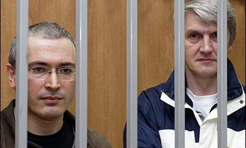 Мрачные времена наступают для убийц: ЕСПЧ отказал Ходорковскому и Лебедеву