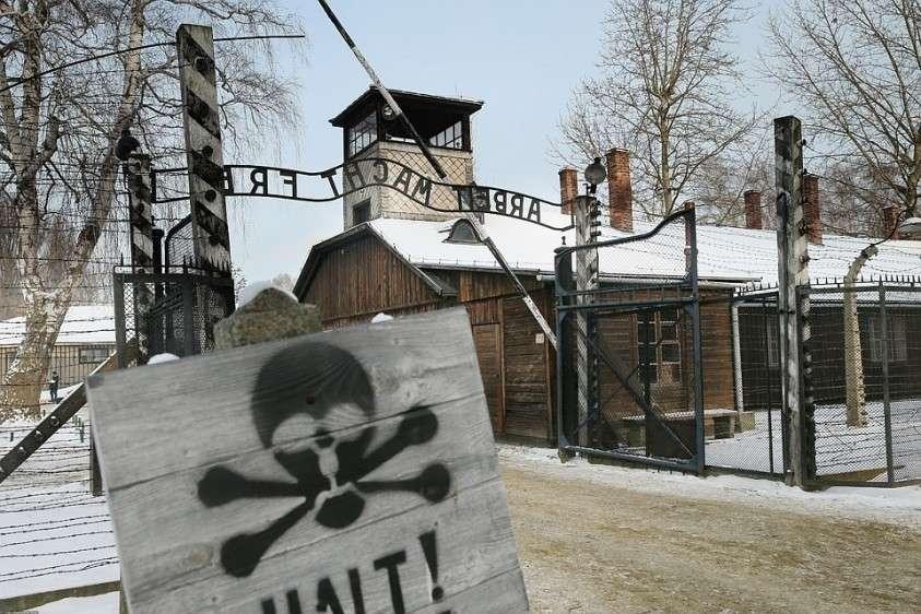 Освенцим – Аушвиц – фашистский лагерь смерти на территории Польши – сейчас превращен в мемориал. Фото: EAST NEWS
