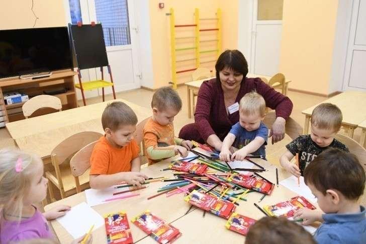 В Смоленске открылись два новых детских сада