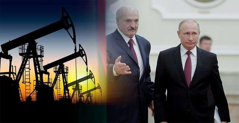 Нефтяная война. Лукашенко, заворачивай вентиль. Россия только выиграет